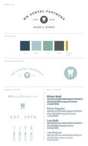 Dental Logo and Brand Identity