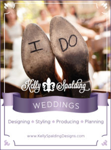 Wedding Designer Print Ad